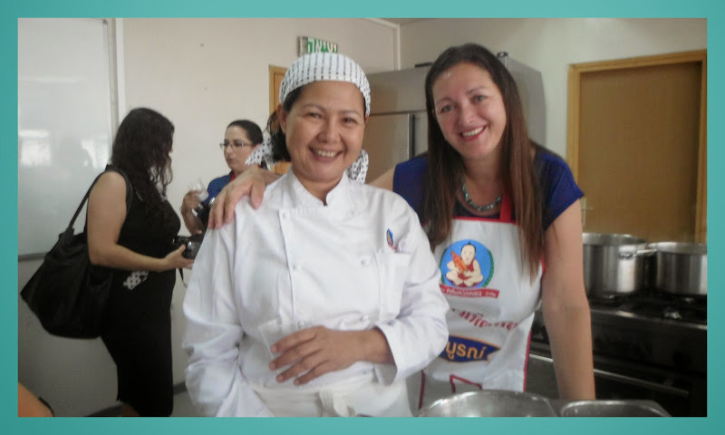 סדנת בישול  תאילנדי מלאה בטעמים צבעים וריחות  עם ס...