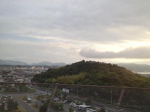 西鉄高速バス「さぬきエクスプレス福岡号」 朝の瀬戸内(その1)