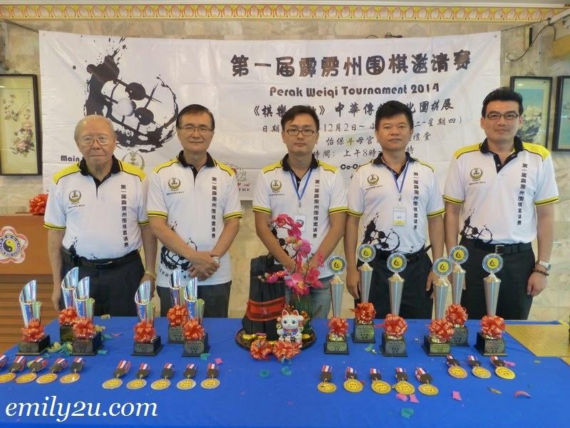 Perak Weiqi Tournament 2014