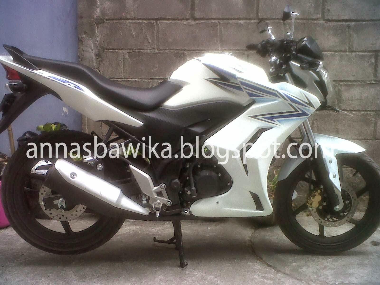 Gambar Modifikasi Motor Honda Cb 150 R