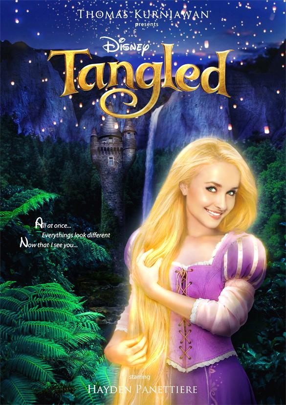 Disney Princess Celebrities 5