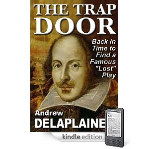 "Kindle Nation Daily Free Book Alert, Friday, April 15: KISS ME, STRANGER and WALKING ON BROKEN GLASS Now Free on Kindle! plus … Think ""Shakespeare meets Being John Malkovich meets Back to the Future"" and you're all set for Andrew Delaplaine's THE TRAP DOOR (Today's Sponsor)"