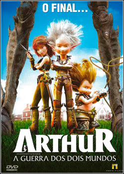 Arthur – A Guerra dos Dois Mundos Dublado e Legendado 2011