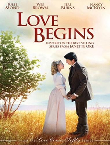 Poster de Love begins
