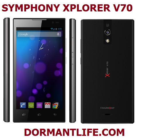 V70%2520full - Symphony Xplorer V70: Android Specifications And Price