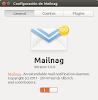 Recibir notificaciones de correo en Ubuntu con Mailnag