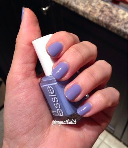 essie lapis of luxury nail polish