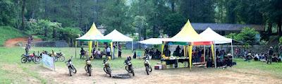 Trabas Go Green 2011 at Masigit Kareumbi