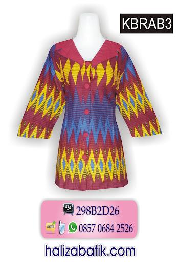 motif baju batik, baju batik atasan, busana batik modern
