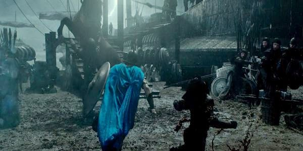 Screen Shot Of Hollywood Movie 300: Rise of an Empire (2014) Download And Watch Online Free at Alldownloads4u.Com