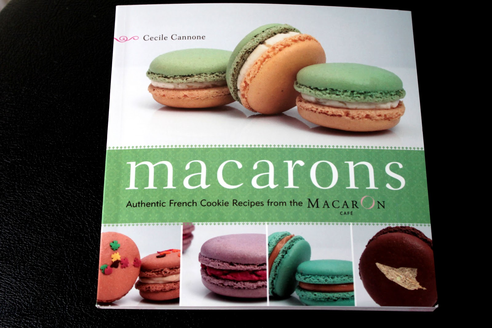 Macaron Cafe Book From The Macaron Cafe Quot by