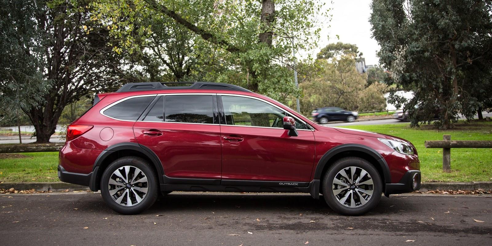 Là một chiếc xe cỡ lớn, nhưng chỉ có 5 chổ ngồi, nên Outback 2016 rất rộng