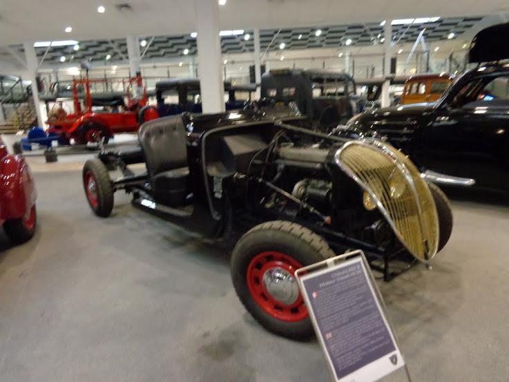 Musée de l'aventure Peugeot à Sochaux DSC01323