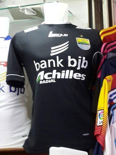 Jual Jersey Persib Bandung Away 2014 Warna Hitam