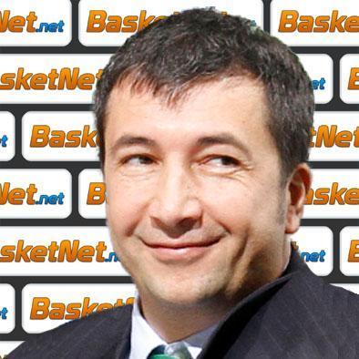 Luca Banchi, coach Montepaschi Siena