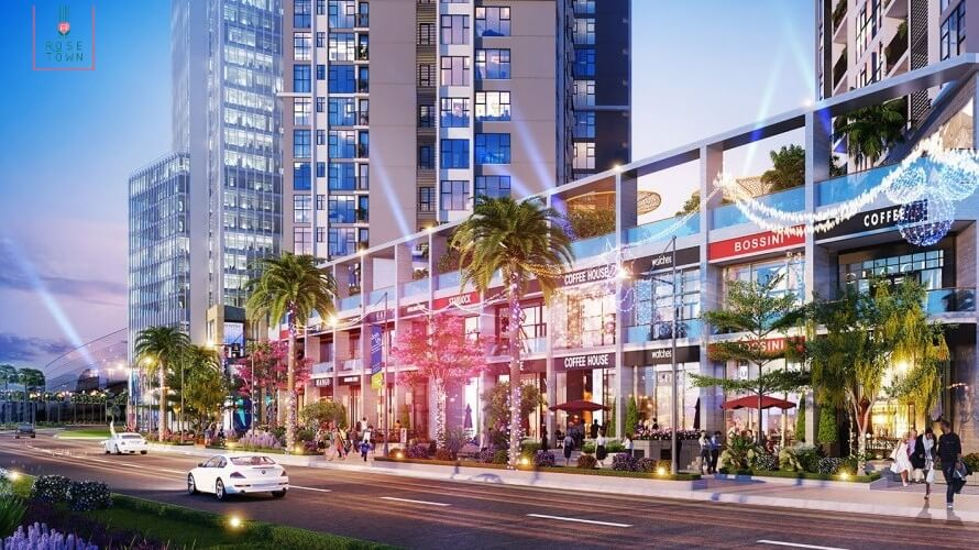 Bật mí quy hoạch chi tiết dự án Rose Town Ngọc Hồi