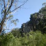 The Cliffs near the campsite (8807)