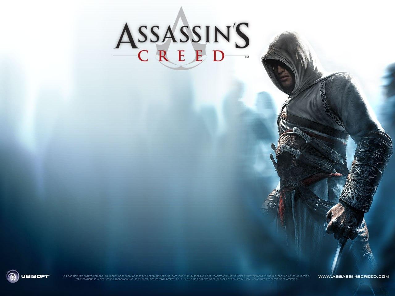 Những hình nền đẹp của game Assassin's Creed - Ảnh 1