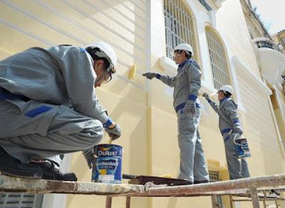 Đơn hàng sơn cần 6 nam thực tập sinh làm việc tại Hiroshima Nhật Bản tháng 05/2016