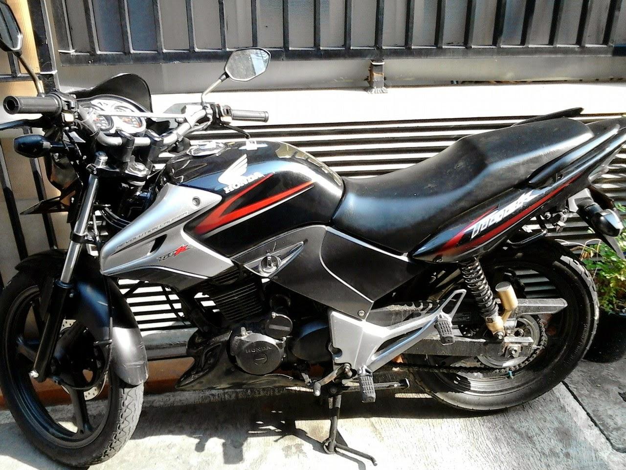 Modifikasi Honda Tiger Untuk Touring