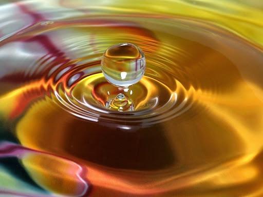 Полезные свойства золотой воды