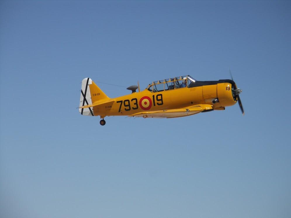 """Exhibición aerea de la Fundación """"Infante de Orleans"""". PICT0448"""