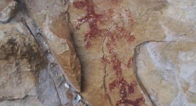 Southern Europe: Thieves destroy ancient rock painting in Spain