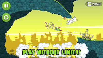 """Bad Piggies action"""