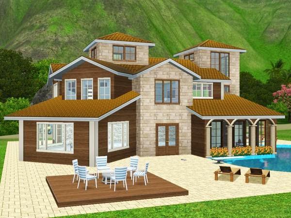 Casa de playa de gox35
