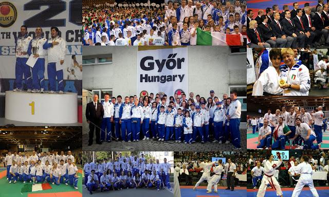 Mondiale ed Europeo WUKF 2011