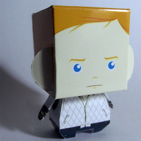 Drive Paper Toy Driver
