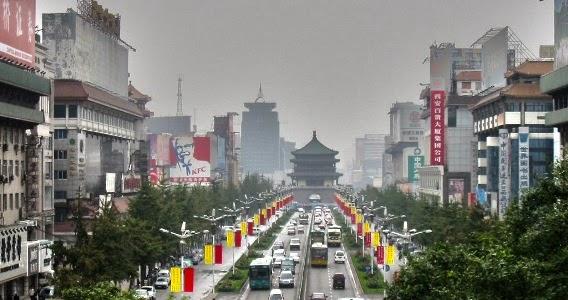 Férias em Xian