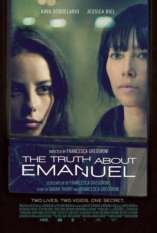 Poster Of English Movie The Truth About Emanuel (2013) Free Download Full New Hollywood Movie Watch Online At Alldownloads4u.Com