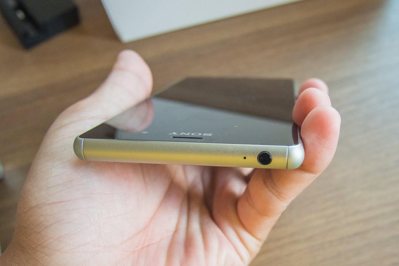 Sony Xperia Z3 Design