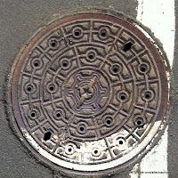 札幌市マンホール蓋