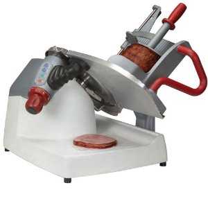 Berkel Table Mounted Auto. Gravity Feed Food Slicer w/ 13