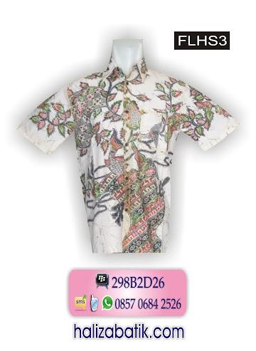 grosir batik pekalongan, Model Hem, Model Baju Batik, Hem Terbaru