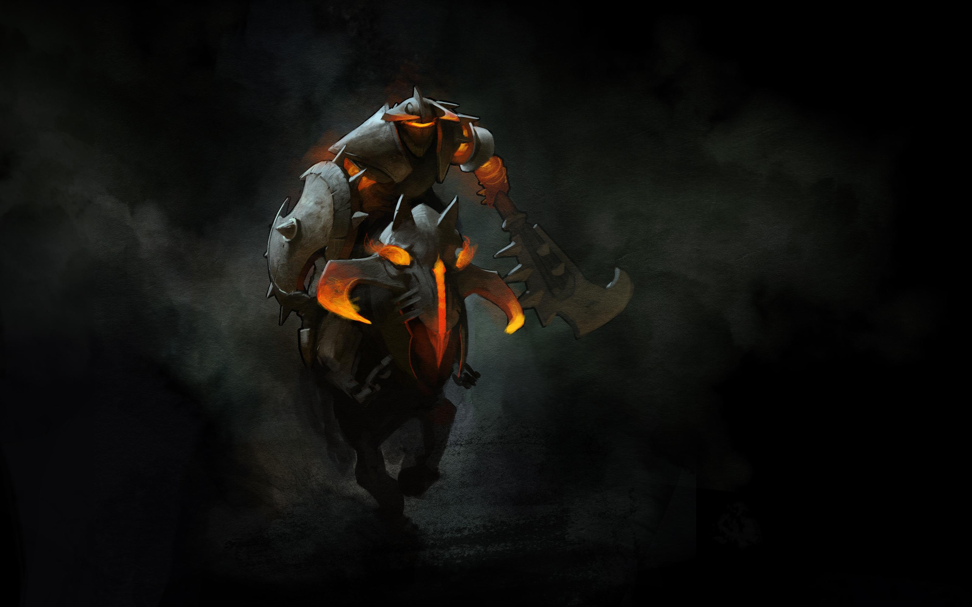 Loạt ảnh nguyên họa của các hero trong DotA 2 - Ảnh 21