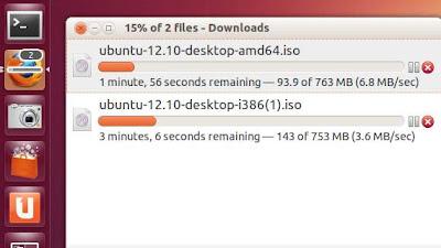 Cómo mostrar el progreso de las descargas de Firefox en Unity