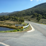 Crossing the Thredbo River (277667)