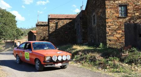 Rali de Portugal Histórico está na estrada
