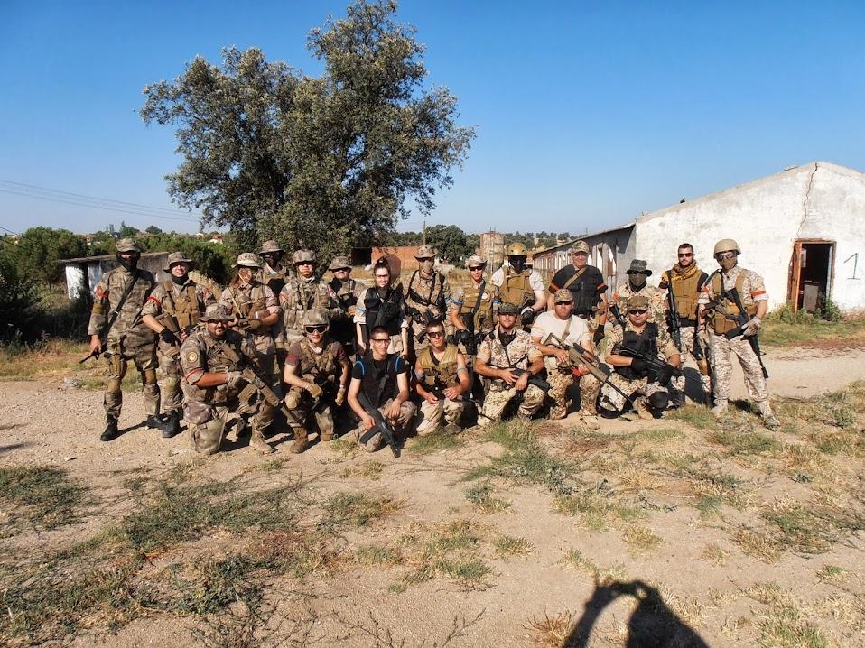 Fotos de Abdullah. Partida en La Granja. 07-07-13 P7070002