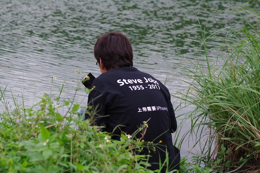 交作業了~~~~11.26--秋紅湖拍蜓