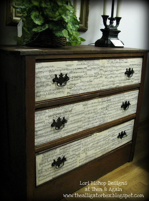 the alligator box sheet music treasures. Black Bedroom Furniture Sets. Home Design Ideas
