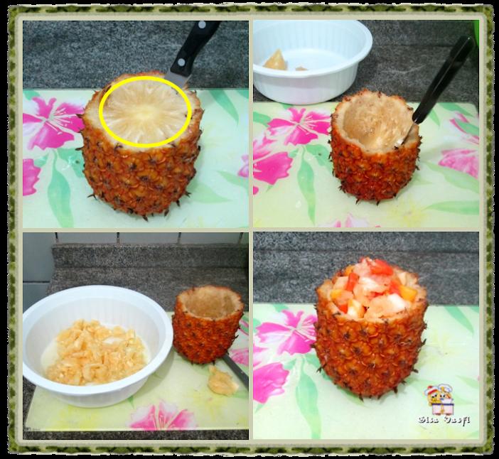 Salada de frutas b
