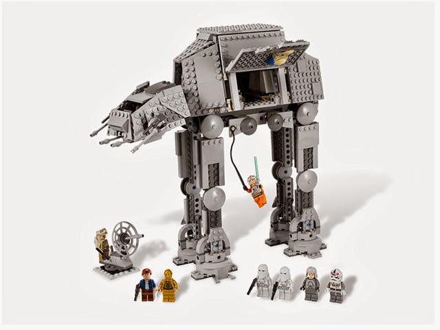 8129 レゴ AT-ATウォーカー
