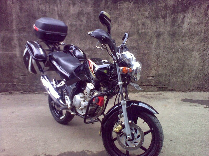 Modif Yamaha New Scorpio Z