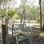 Stile east side of Megalong Rd (412451)