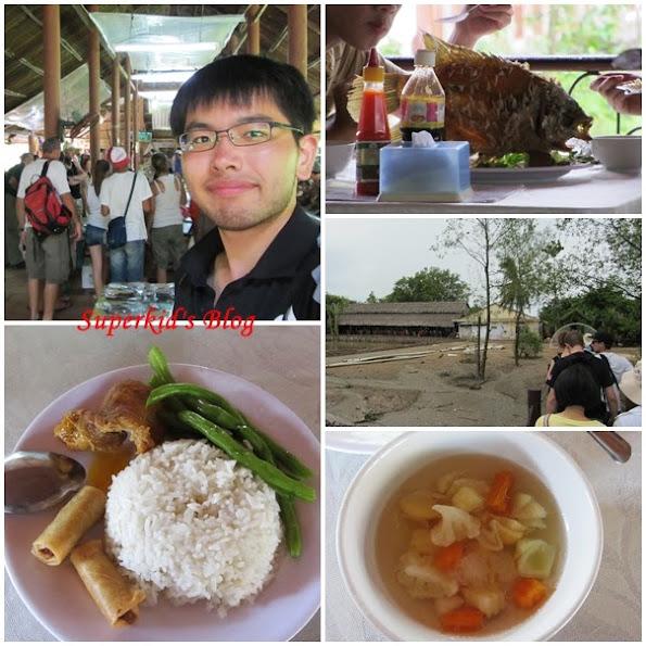 湄公河午餐