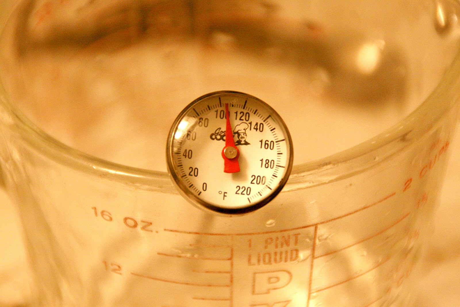 how to calibrate a good cook meat thermometer